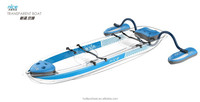 Huili thermal forming plastic boat fishing kayak, canoe