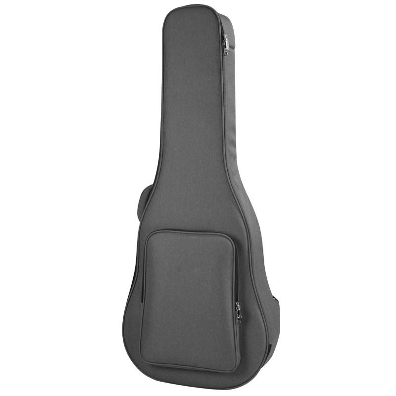 2017 de Alta qualidade saco da guitarra acústica guitarra gig bag 41 polegada a partir de Guangzhou alibaba