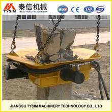 pile cutter KP450S, hydraulic pile breaker, concrete cutting machine