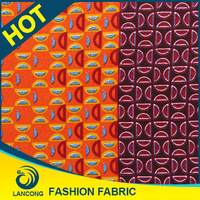 Factory price Garment making use Wholesale Design for African wax canvas fabric