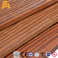 Low water content ISO proved Wood grained Fiber Cement board siding
