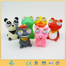 oem manufactory rubber frog toy customize made in China for top goods