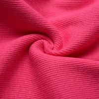 100%Cotton 2x2 Rib Fabric