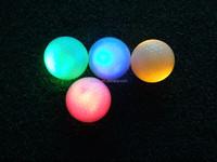 Novel Games Bouncing Balls Led Infused Balls Glow Golf