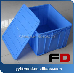 Top sale plastic box packaging injection mould China factory