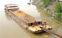 barge for cutter suction dredger or oil ,minerals,sand