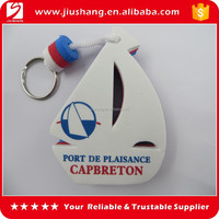 2015 promotional gifts custom EVA foam floating keychain, fashion design key chain, high quality keychain