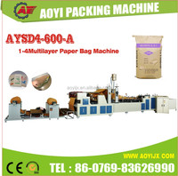 Cement Paper Bag Making Machine