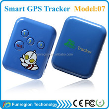 Hidden app sos call personal mini gps tracker for cat kids old people