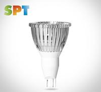 RV LED light interior lamp MR11 12V 3W SMD 3030 Lighting led t10 BA15S 1383 bulbs aluminum smallest housing lights