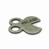 Latest custom alloy zipper puller for clothing