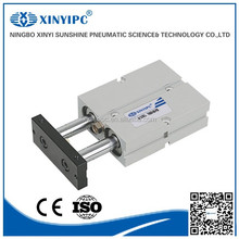 China product double piston double acting pneumatic cylinder