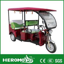 India 1000W Battery Powered Auto Rickshaw/Electric Tricycle/Three Wheeler
