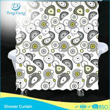 Custom Printing Shower Curtain