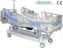 Star products!!Hospital bed icu multi-function electric hospital bed for home use with 5 functions DW-BD102A
