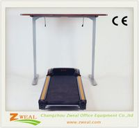 electromagnetic linear actuator adjustable height table