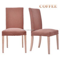 HOME CHAIR COVER, LUXURY JACQUARD CHAIR SLIPCOVER, RESTAURANT CHAIR COVER
