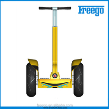 CE Certification Two Wheel Smart Balance Electric Scooter All Terrain Vehicle With Led Light