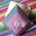 Nuova inserzione di seta cuscino elegante di colore puro stile semplice cuscino, bella decoratiom la vostra casa cuscino