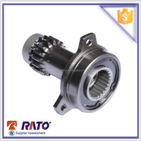 C100 motorcycle primary clutch driving gears with isolator