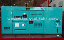 25KVA Electricity Generators with Isuzu engine for home use