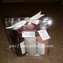 Popular in Europe Clear PVC plastic bags wholesale 5 gallon white plastic buckets with lid
