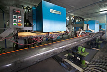 API Welded Steel Pipe Production Line