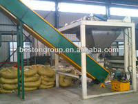 European Standard Pollution Free mixed sole recycling to oil plant Plastic Pyrolysis Oil Refining System