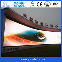 2014 new xxxx P6 screen vide outdoor fullcolor led display