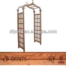de madera jardín arco dfg7005 diseños