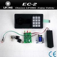 3-6 digits cheap electronic locker combination code lock for gun safe