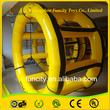 Newest design cheap wonder wheel toy inflatable, inflatable wheel toy
