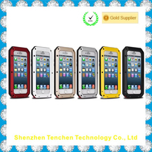 2015 hight quality products Multi-Color Waterproof Cell Phone Cover for iPhone 5