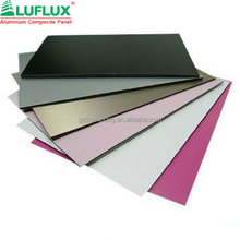 4mm Facade wall panel/Wall Cladding quality ACP/Factory supply