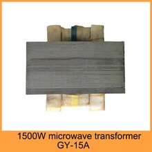1500w high voltage transformer for 1500w microwave magnetron,GY-15A