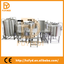 Micro Brewery Equipment For Craft, Beer Brewery Production Plant For Sale
