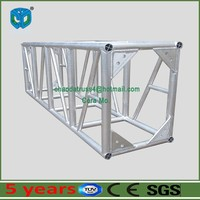 Outdoor /indoor smart truss in low price for concert in Guangzhou with CE, TUV certificated