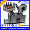 Special price manual adhesive tin can labeling machine(trade assurance)