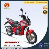 125CC Cheap Gas Bike Portable CUB Motorcycle SD125-T
