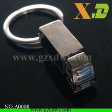 Zinc Alloy Metal Type and zinc alloy 3D car keychain Type make your own key chain