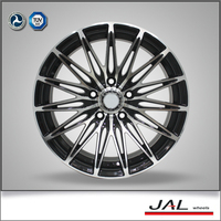 2015 hot design 7.5x17 inch alloy wheels for sale