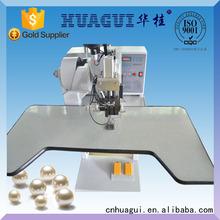 Huagui pérola máquina de configuração hot fix máquina
