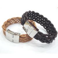 spanish leather bracelets