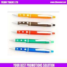 Cheap Customized Plastic erasable Pen for promotion