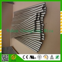 high quality Silicone Bonded Mica insulation pipes for electric furnaces