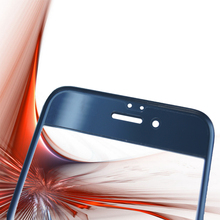 New cell phone cover 3D curved tempered glass screen protector for iphone 6S cell phones accessories