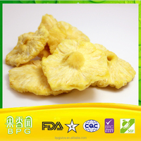 preserved snack healthy kosher fruits container wholesale dried sweet pineapple