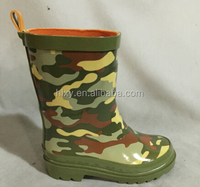 waterproof boots natural rubber for USA market