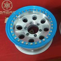 "15"" 16"" 17"" new style 4x4 suv beadlock alloy rims off the road alloy wheel"