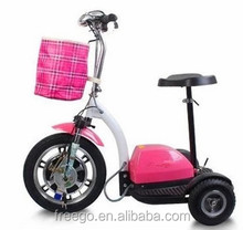 2015 Freego elektro scooter, electric scooter 350w, electric motor for scooter
